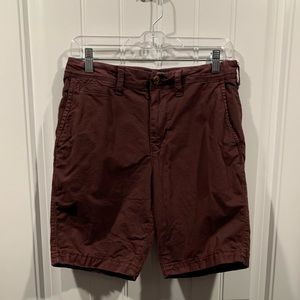 American Eagle shorts, size 28